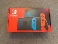 Nintendo Switch - New