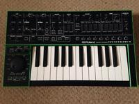 Roland system 1 plug out synthesiser