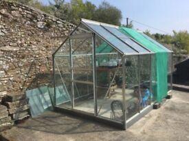 10' x 6' Greenhouse