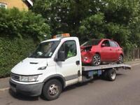 Breakdown car recovery service