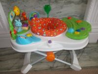 Baby Activity Centre/Seat - Fisher Price