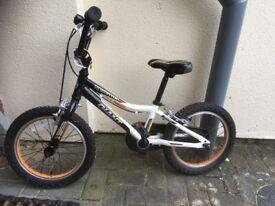 Giant Animator Kids Bike. £180 new