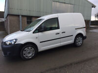 2011 Volkswagen Caddy C20 TDI 2lt 140hp Panel Van