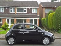 2013 (63 reg) Fiat 500 POP, 1.2 Petrol, Manual,Full Service History, £30TAX, Cheap to insure,1st car