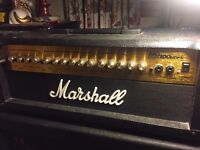 Marshall MG100FX 100 watt Electric Guitar Amplifier- Head Only