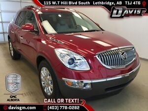 Used 2012 Buick Enclave AWD 4dr CXL2