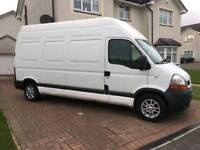 MAN AND A VAN FROM £15 HOUR