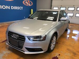2014 Audi A4 2.0 Komfort SUNROOF! LEATHER! AWD!