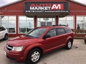 2009 Dodge Journey SE, LOW KM, WE APPROVE ALL CREDIT