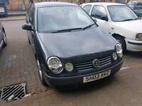 VW polo swap for other