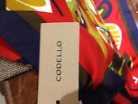 Codello ladies scarf Brand new
