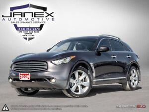 2009 Infiniti FX50 ACCIDENT FREE | NAVI | LEATHER | SUNROOF |...