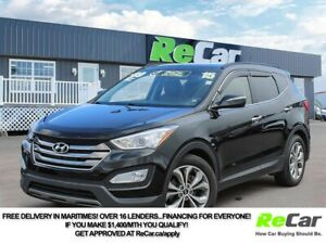 2015 Hyundai Santa Fe Sport 2.0T Limited AWD | HEATED LEATHER...