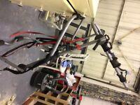 3 bike halfords cycle carrier