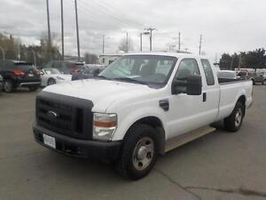 2008 Ford F-350 SD XL SuperCab Long Bed 2WD