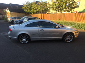 STUNNING VOLVO C70 T5 HARD TOP CONVERTIBLE - FULLY LOADED - LOW MILEAGE