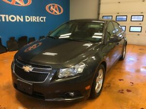 2014 Chevrolet Cruze 2LT LEATHER/ AUTO! FINANCE TODAY!