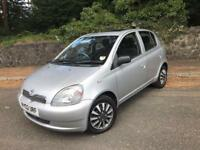 52 TOYOTA YARIS S 1.3 AUTOMATIC ** 13 SERVICE STAMPS