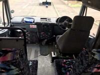 Ldv 17 seat minibus