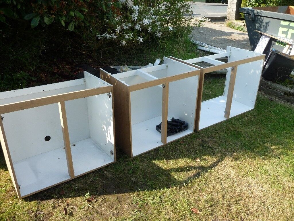 used base units with feet suit garage etc | in Baildon, West ...