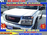 2011 GMC Canyon * PAY $67 WEEKLY WITH NO MONEY DOWN!