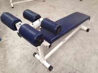 Ab / Sit up bench - Commercial grade