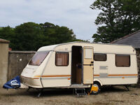 Elddis Wisp 510 Special Equipment Touring Caravan