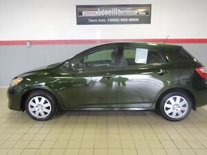 2012 Toyota Matrix TOUT ÉQUIPÉ