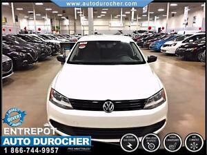 2012 Volkswagen Jetta Sedan TRENDLINE TOUT ÉQUIPÉ SIÈGES CHAUFFA