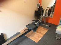 Rowing machine concept 2 model e