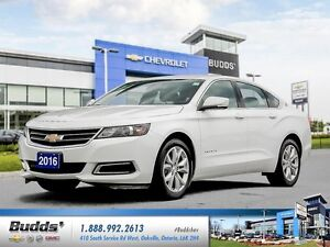 2016 Chevrolet Impala 2LT Safety & Re-Conditioned