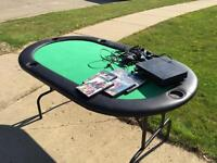 Adult poker table $25 OBO