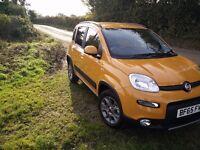 Fiat Panda Trekking (2015)