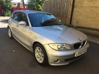 BMW 1 SERIES 120i SPORT AUTOMATIC WITH LOW MILEAGE