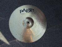 "Paiste 101 16"" Crash Cymbal"