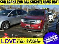 2009 Ford Escape XLT * 4WD * LEATHER * HEATED POWER SEATS