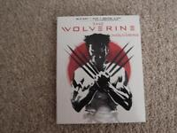 The Wolverine Blu-Ray in perfect condition
