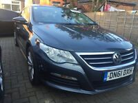 2012 Volkswagen CC 2.0 TDI BlueMotion Tech Nav One company Owner From New Full Service History