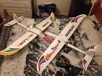 Rc plane gliders