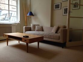 Beautiful and bright 1 bed flat in a portered block, centrally located