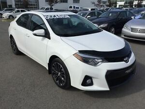 2014 Toyota Corolla S Toit Ouvrant+ Sieges Chauffants