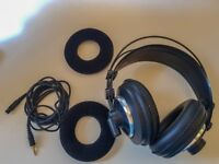 AKG K240 MKii (mark 2) Headphones - New condition - boxed.