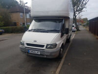 Ford luton Transit for sale