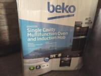 Beko qsm223x stainless steel oven