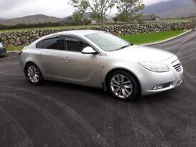 2012 Vauxhall Insignia sri - £4600 ono