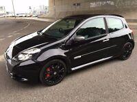 RENAULT CLIO SPORT 2.0 VVT Renaultsport 200 3dr, Low Mileage, FSH, Black *Swap*