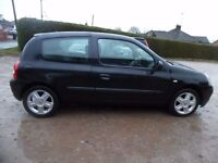 2007 '07' Renault Clio 1.5 Dci Campus Sport £30 a Year Tax 60+mpg k