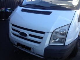 FORD TRANSIT GEARBOX 2.4 MK7 6 SPEED,TRANSIT PARTS CALL....