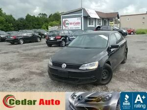 2013 Volkswagen Jetta Trendline Plus - 1 Owner - SOLD