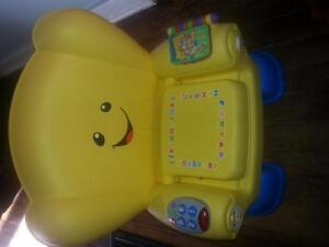 fisher-price activity chair